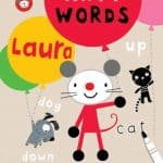 Arty Mouse Words Product Image