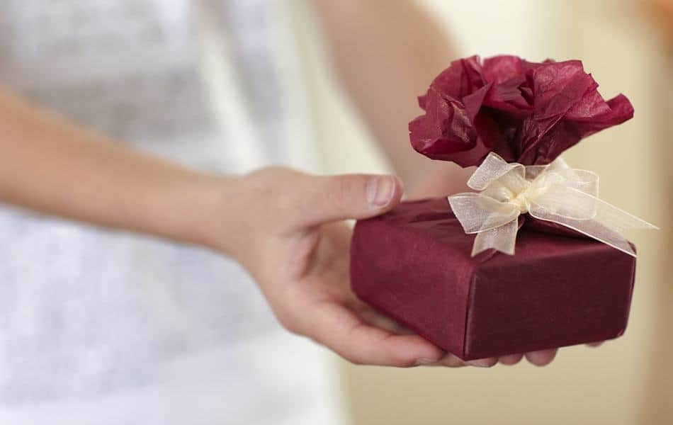 Why are gifts important in a relationship