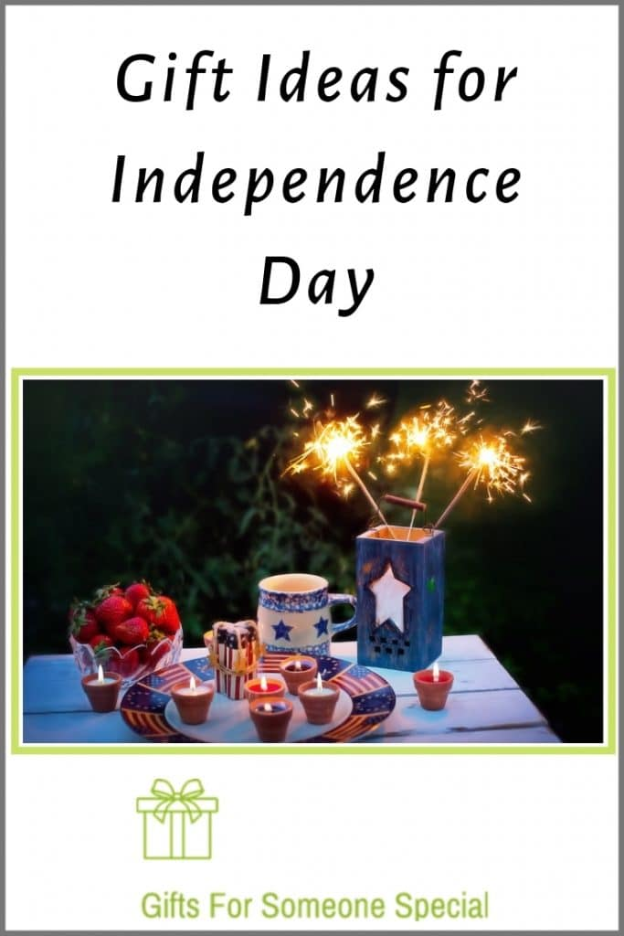 Gift Ideas for Independence Day Image